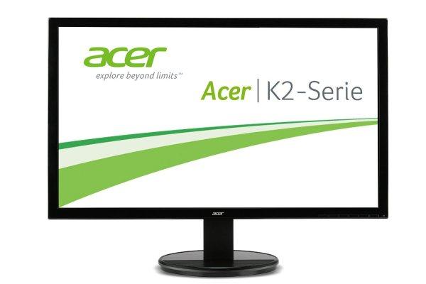 Acer K222HQLbd (21,5 Zoll Full HD Monitor mit VGA, DVI, 5 ms Reaktionszeit für 85€ @Amazon.de