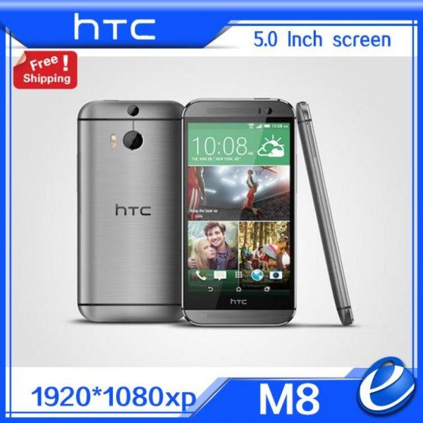 [CN Aliexpress] HTC One M8 unlocked refurbished 16GB 229,16€(+Mwst) - 32GB 237,34€(+Mwst)