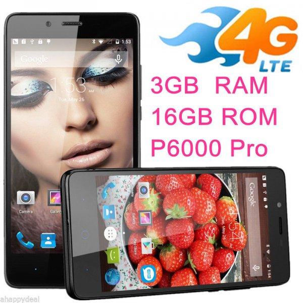 Elephone P6000 Pro: 3GB RAM 5 Zoll HD 16GB LTE Dual (inkl. Band 20!) Smartphone Android 5,1 - Preisvorschlag 115€ wurde akzeptiert (teilweise sogar für 100€)