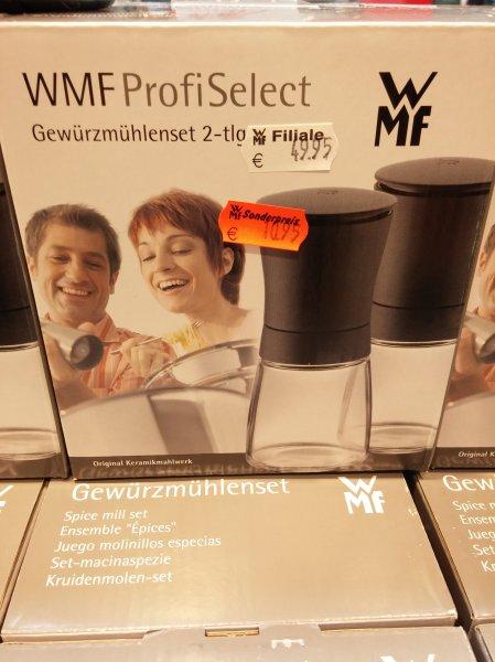 [Lokal Hannover] WMF Gewürzmühlen-Set ProfiSelect (Trend) schwarz 2-tlg