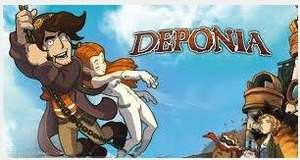 {Gamesrocket} Download Deponia €0,95