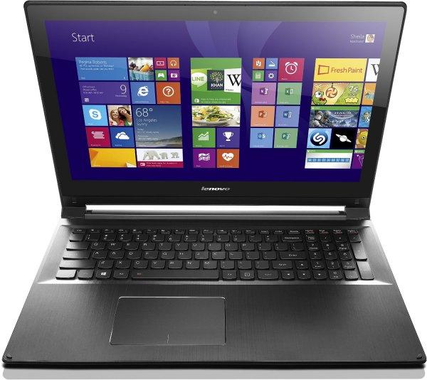 Lenovo Flex 2 (15,6 Zoll) Convertible Notebook (Intel Core i7 4510U, 3,1GHz, 8GB RAM, 1008GB SSHD, NVIDIA GeForce 840M, Win 8.1)