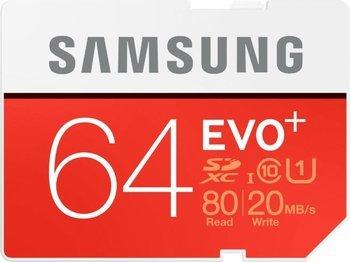 [Digitalo] Samsung SDXC 64GB EVO Plus UHS-I Grade 1 Class 10 (bis zu 80MB/s lesen, bis zu 20MB/s schreiben) für ~25€