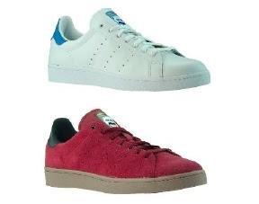 [Dealclub] Adidas Stan Smiths in Weiß und Rot für 47,99€ inkl. VSK statt 70€
