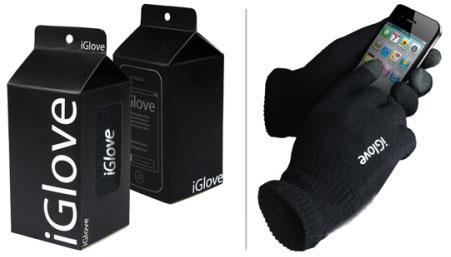 iGlove Smartphone-Handschuhe für 11,99€ inkl. Lieferung
