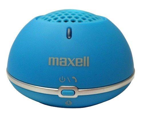 [Amazon.de-Prime] Maxell MXSP-BT01 Mini Bluetooth Lautsprecher blau