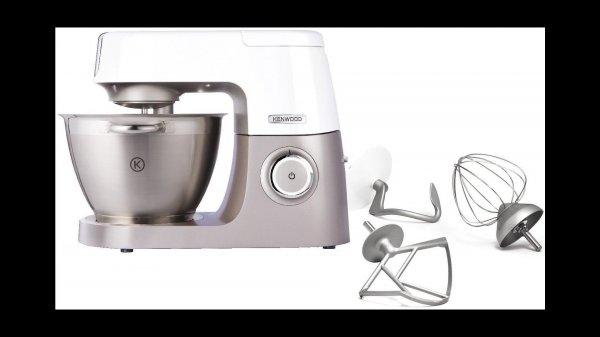 Kenwood Küchenmaschine Chef Sense KVC5000T, 4,5 Liter, 1100 Watt, Edelstahlgehäuse (25% Ersparnis) 299 € versandkostenfrei - Otto.de