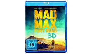 (Lokal Expert Klein oder Real) Mad Max Fury Road  3D Blu-Ray 19,99 €
