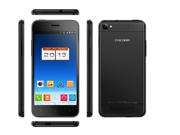 [REAL OFFLINE?] Einsteiger-Smartphone PHICOMM X100 - Quad Core 1GB/16GB/8MP/IPS HD ab ~71€