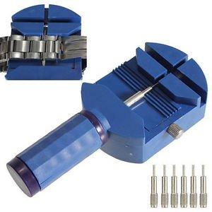 Armbandwerkzeug für Uhren--Stiftausdrücker, Armbandkürzer, Stiftaustreiber, Uhrenwerkzeug – allbuyx09