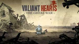 [Steam] Valiant Hearts The Great War - 3,74€