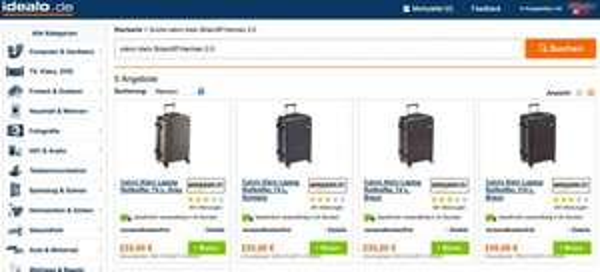Calvin Klein Hangepäckstrolley 115 € statt 235 € - 51% Ersparnis!