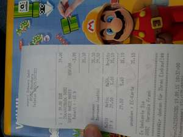 Günzburg - Super Mario Maler WiiU