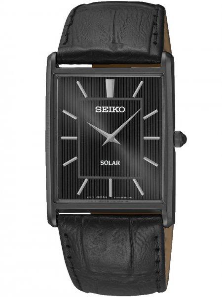 SEIKO Solar, Herren-Armbanduhr inklusive Versand für nur 99 € statt 135 €, @ Amazon.de