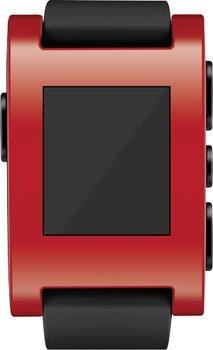 [Saturn] Pebble Smartwatch in rot für 84€ versandkostenfrei