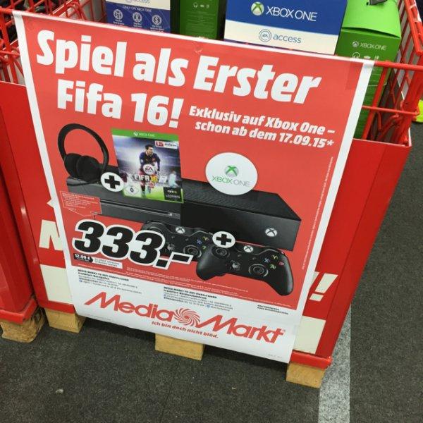 Lokal mm NWZ Xbox One FIFA 16 Bundel