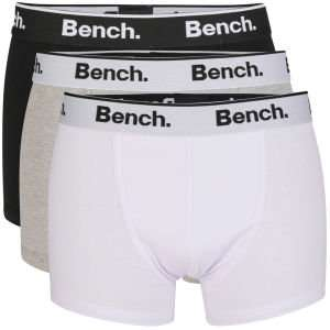 BENCH MEN'S 3-PACK Boxershorts 15,26 ink. Versand