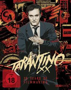 [Blu-ray] Tarantino XX - 20 Years of Filmmaking [9 Discs] @amazon.de