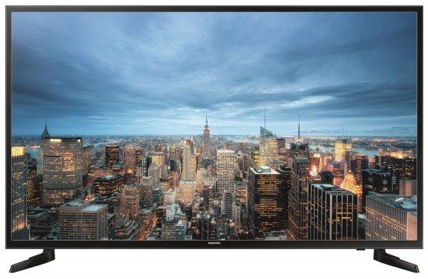 Samsung UE48JU6050 (48 Zoll) Fernseher (Ultra HD, Triple Tuner, WLAN, DLNA, HbbTV, Smart TV, Bild-in-Bild, PQI: 800) für 555€ @Amazon.de