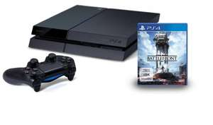 Sony Playstation 4 / PS4 - 1TB - Star Wars Battlefront Bundle@notebook