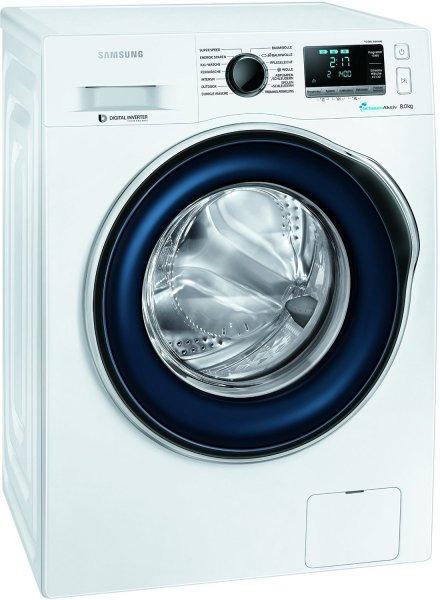 Samsung WW80J6400CW/EG Waschmaschine Frontlader A+++ 8 kg weiß, 489,- EUR @ amazon