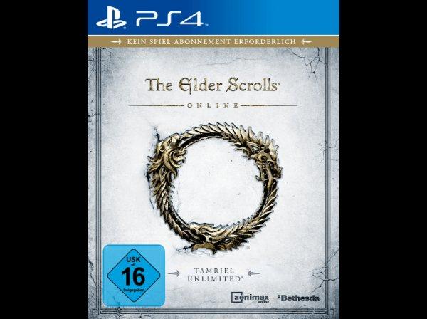The Elder Scrolls Online: Tamriel Unlimited inkl. Versandkosten [PlayStation 4] Media Markt