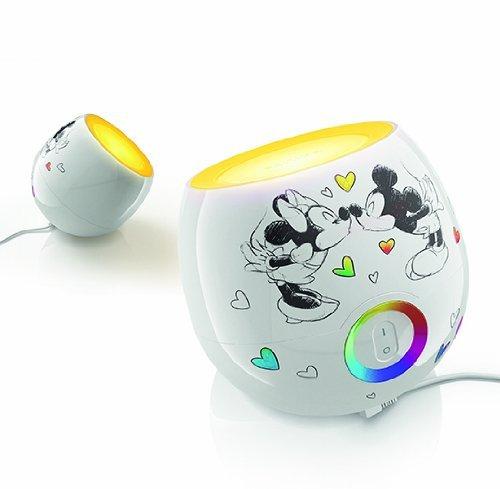 "[Update günstiger - 3% Qipu] Philips LIVINGCOLORS Mini ""Mickey und Minnie"" für 16,95€ @Dealclub"