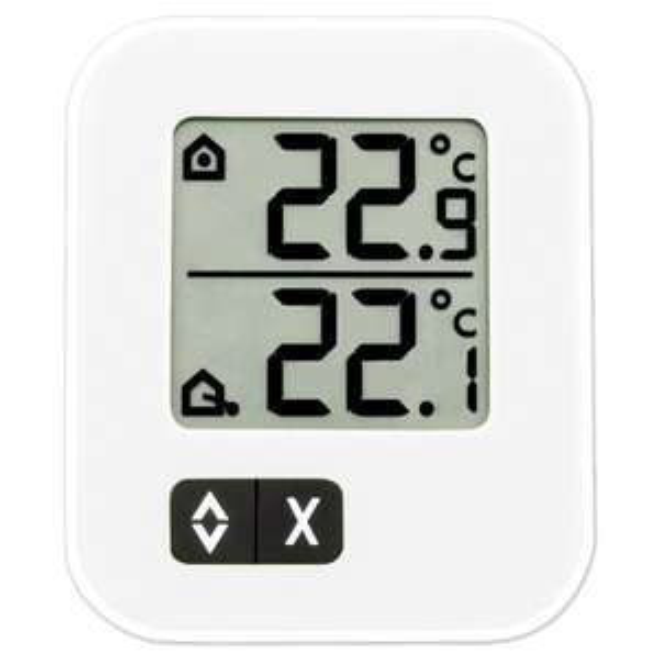 [AMAZON-PRIME] TFA Dostmann digitales Max-Min-Thermometer 30.1043.02 in weiß 6,99 € statt 9,99 €