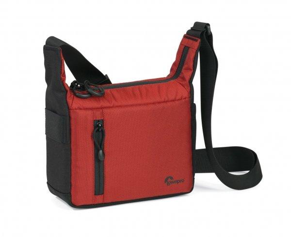 @Amazon Marketplace: Kameratasche Lowepro StreamLine 100 für Systemkameras rot/schwarz für 2,49€ + 4,90 € Versand / Idealo ab 32 €