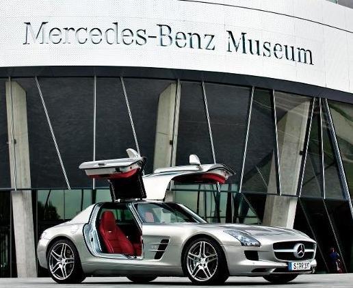 Nordic Hotel Stuttgart (3*) 1 Übernachtung inkl. Eintritt in das Mercedes Benz Museum für 15€