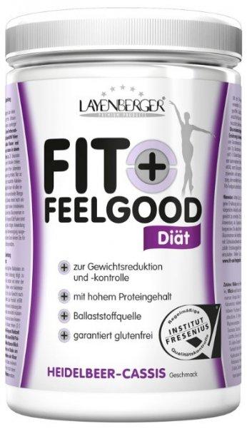 [Amazon.de-Prime]Layenberger Fit + Feelgood Schlankdiät Heidelbeer-Cassis, 1er Pack (1 x 430 g) nur einmal vsk.
