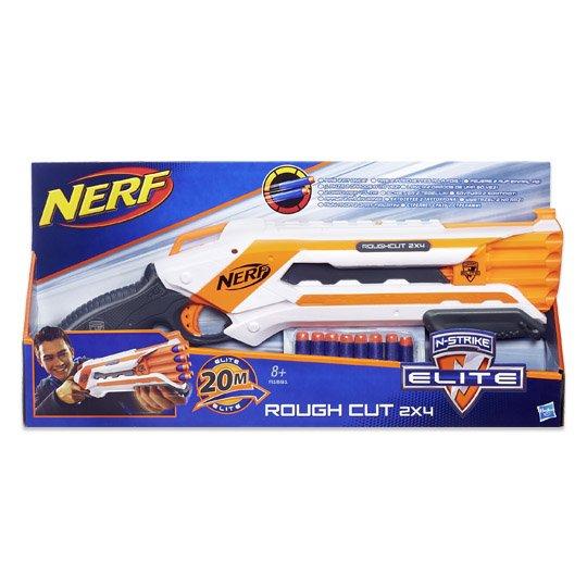 Nerf Elite XD Rough Cut @real onlineshop