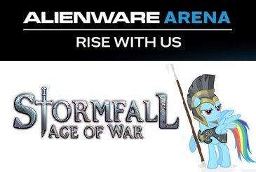 Stormfall - Age of War (Starter Pack Giveaway / Alienwarearena.com)