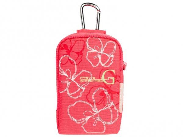[MM online] GOLLA Popcorn G989 Kameratasche 60G für Digitalkameras Tasche (Farbe: Pink)