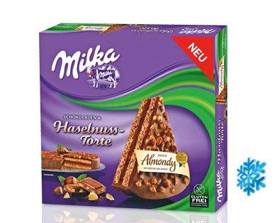 [ALDI SÜD] ALMONDY Schokoladentorte (Milka und Daim) ab 26.09. für 2,99 €