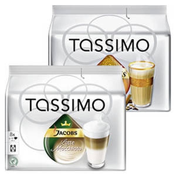 [Rewe-Darmstadt] Tassimo: Chai Latte, Latte Macchiato Packungen für je 2,65€ (evtl. Bundesweit)
