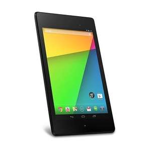 ASUS Google Nexus 7 16GB (schwarz) - 2013er Ver­si­on inkl. Vsk für ~ 140 € > [amazon.uk]