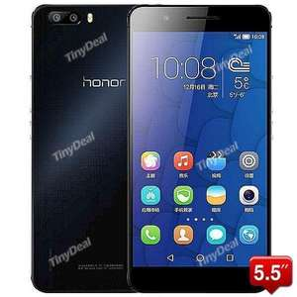 "HUAWEI Honor 6 Plus 5.5"" Octa-core LTE Dual Sim 3GB/16GB bei Tinydeal"