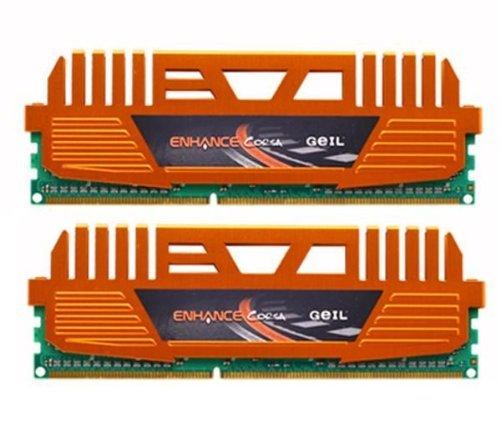 GEIL Enhance Corsa Series Dual Channel Arbeitspeicher 8GB (1333MHz, 240-polig, 2x 4GB, CL9) DIMM DDR3-RAM Kit für 38,40 € @Amazon.co.uk