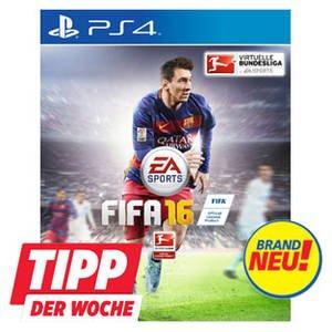 FIFA16 PS4/XBOX One bei real.de für 52,95€ bei Filialversand und Newslettergutschein