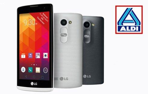 LG Leon (3G) bei Aldi Nord für € 99,- -> 8% bzw. 9% Ersparnis