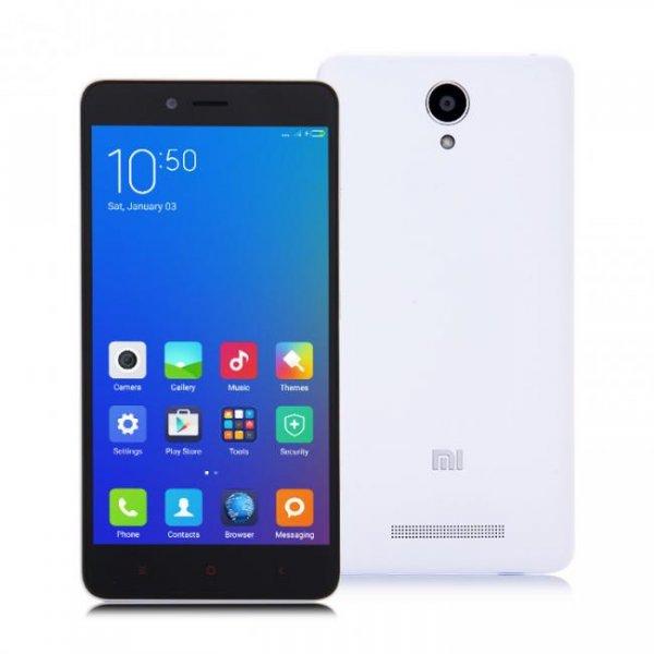 "[efox-shop]XIAOMI Redmi Note 2 PRIME 32GB 5,5""FHD LTE-Phablet (Kein Band 20LTE) in weiß"