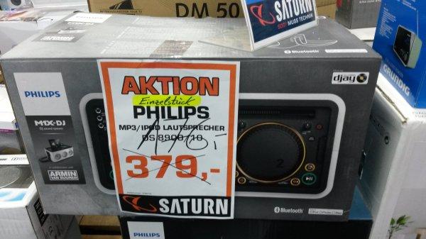 philips ds 8900/10 Saturn Mülheim RRZ Lokal