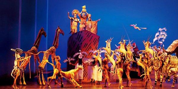 König der Löwen Musical  + Übernachtung im 3 Sterne Hotel