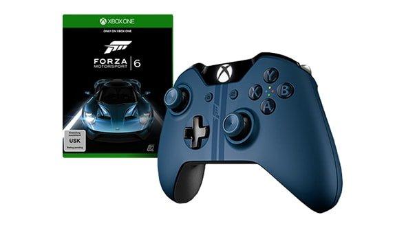 Forza Motorsport 6 + Forza 6 Controller für 69,99€