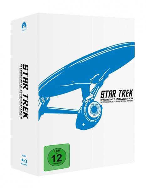 Star Trek I-X Remastered Stardate Collection [Blu-ray] ab 44,90 € @Amazon.fr
