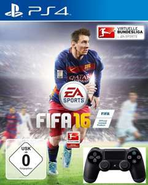 [Lokal Neu-Ulm] Fifa 16 + Dualshock 4 PS4 @ MediaMarkt Glacis Galerie