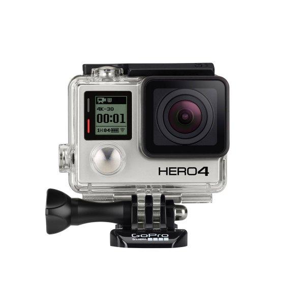 GoPro Hero 4 Black Edition für ADAC-Mitglieder 334,00€, alternativ per Newsletter 339,00€,  zusätzlich gibt es Superpunkte)