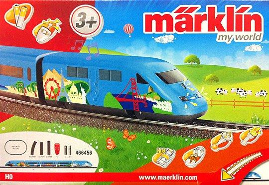 Märklin my world 29207 - Startpackung Ferien-Express (ICE)