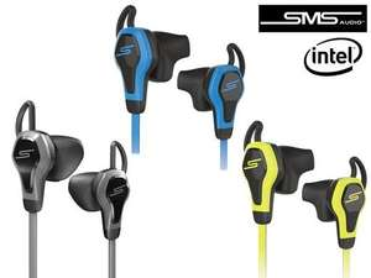 [iBOOD] SMS Audio BioSport In-Ear-Kopfhörer mit Pulsmesser